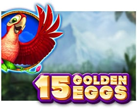Booongo 15 Golden Eggs