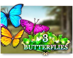Red Rake Gaming 3 Butterflies