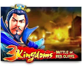 Pragmatic Play 3 Kingdoms: Battle of Red Cliffs