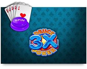 iSoftBet 3x Deuce Poker