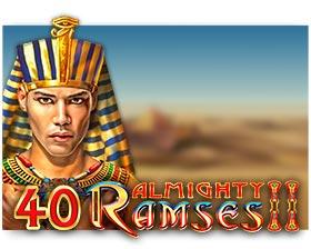 EGT 40 Almighty Ramses II