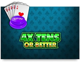 iSoftBet 4x Tens Or Better