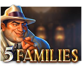 Red Tiger Gaming 5 Families
