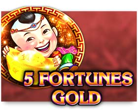 Givme Games 5 Fortunes Gold