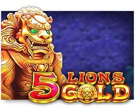 Pragmatic Play 5 Lions Gold