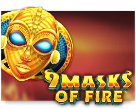 Microgaming 9 Masks of Fire
