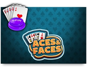 Red Rake Gaming Aces Faces