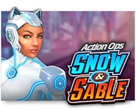 Triple Edge Action Ops: Snow & Sable
