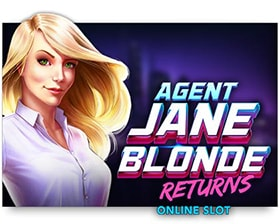 Microgaming Agent Jane Blonde Returns