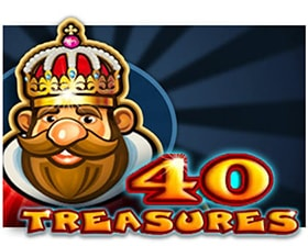 Casino Technology 40 Treasures