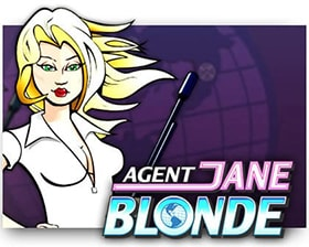 Microgaming Agent Jane Blonde