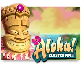 NetEnt Aloha! Cluster Pays