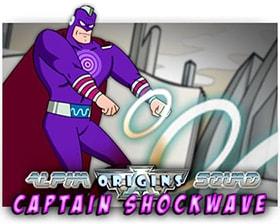 Saucify Alpha Squad Origins Captain Shockwave