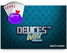 NetEnt Deuces Wild (Multi Hand)
