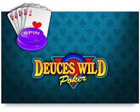 Microgaming Deuces Wild Video Poker
