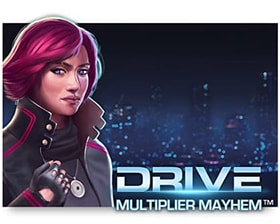 NetEnt Drive: Multiplier Mayhem