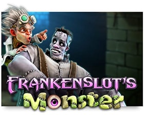 Betsoft Frankenslot's Monster