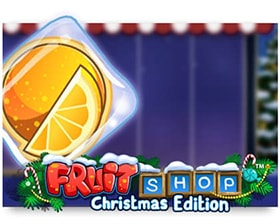 NetEnt Fruit Shop Christmas Edition