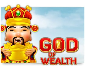 Red Tiger Gaming God of Wealth