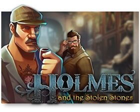 Yggdrasil Holmes and the Stolen Stones