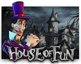 Betsoft House of Fun