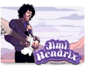 NetEnt Jimi Hendrix