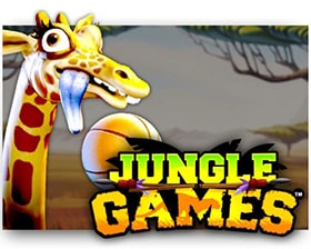 NetEnt Jungle Games