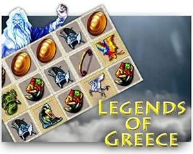 Saucify Legends Of Greece