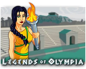 Saucify Legends Of Olympia