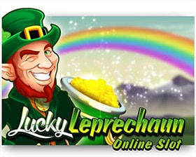 Microgaming Lucky Leprechaun