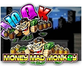 Microgaming Money Mad Monkey