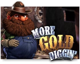 Betsoft More Gold Diggin