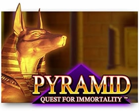 NetEnt Pyramid: Quest for Immortality