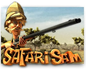Betsoft Safari Sam