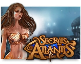 NetEnt Secret of Atlantis