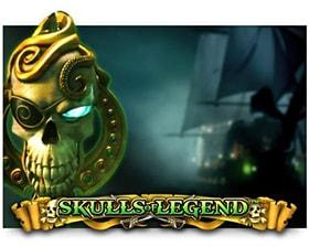 iSoftBet Skulls of Legend