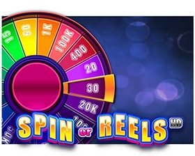 iSoftBet Spin or Reels