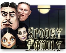 iSoftBet Spooky Family