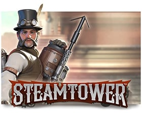 NetEnt Steam Tower