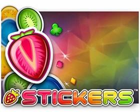 NetEnt Stickers