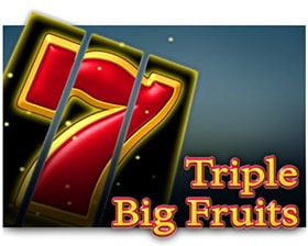 Noble Gaming Triple Big Fruits