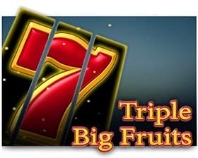 Noble Gaming Triple Big Fruits