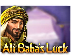 Red Tiger Gaming Ali Baba's Luck