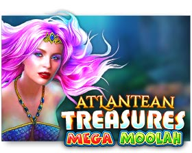 Microgaming Atlantean Treasures Mega Moolah ™