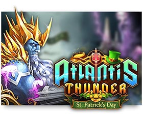 Kalamba Atlantis Thunder St. Patrick's Day Edition