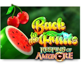 Gamomat Back to the Fruits Respin of Amun Re