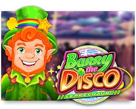 Pirates Gold Barry the Disco Leprechaun