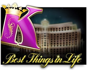 iSoftBet Best Things in Life