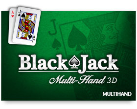 iSoftBet Blackjack Multi Hand 3D