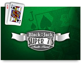 iSoftBet Blackjack Super 7's Multihand
